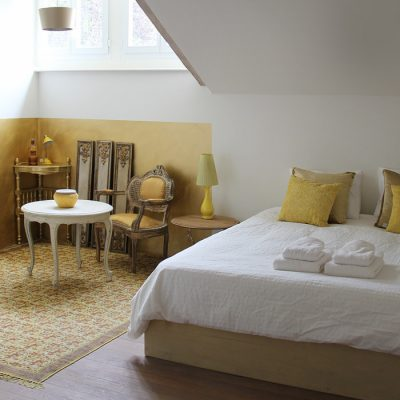Le Relais du Doubs B&B - Room Chambre d'Or
